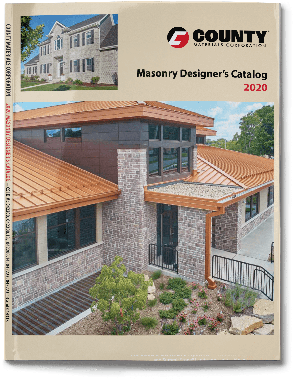 County Materials Designer's Catalog