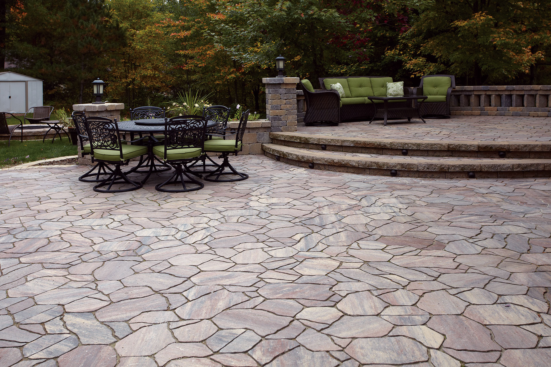 Landscaping Rocks Eau Claire Wi : Forest view ln residence