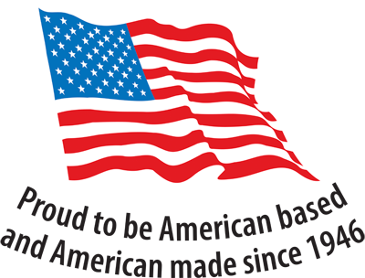 Proud to be American Based and American Made!