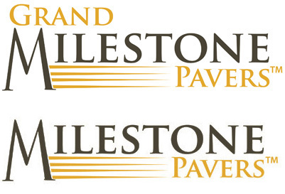 Grand Milestone Pavers