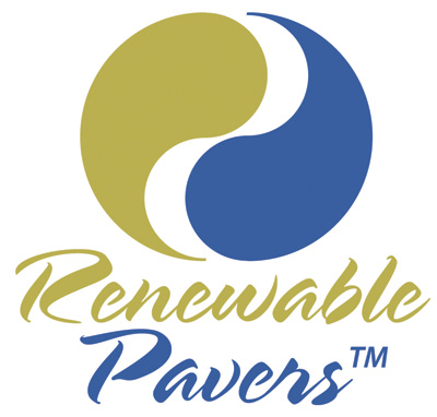 Renewable Pavers