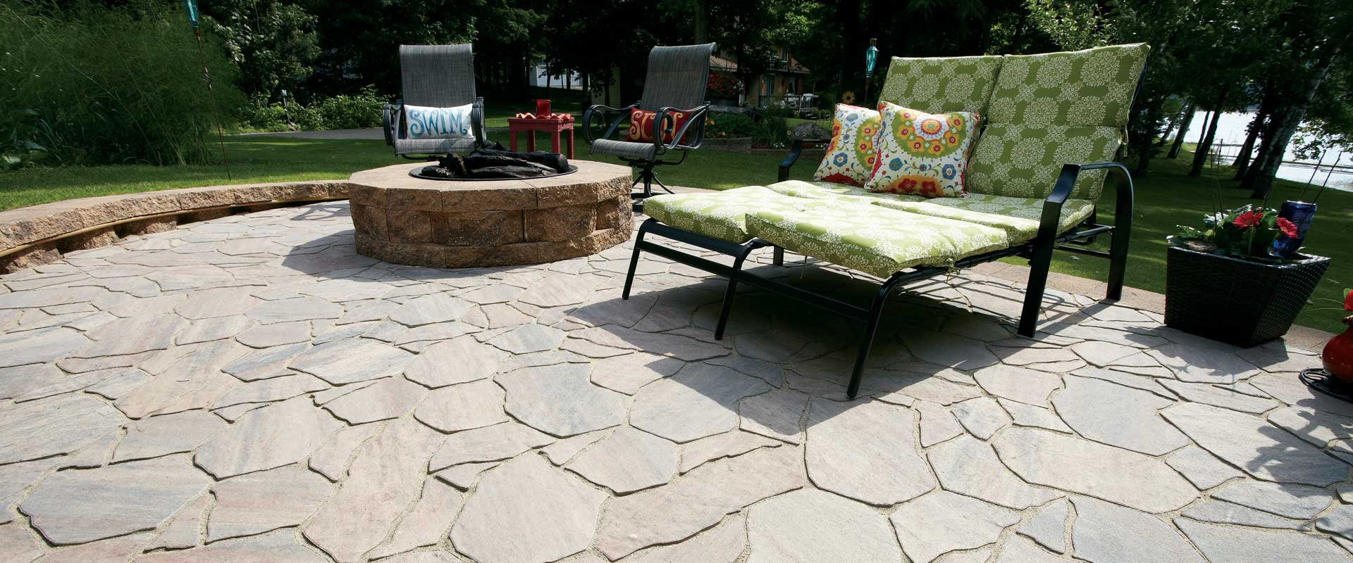 Destination pavers Patio products