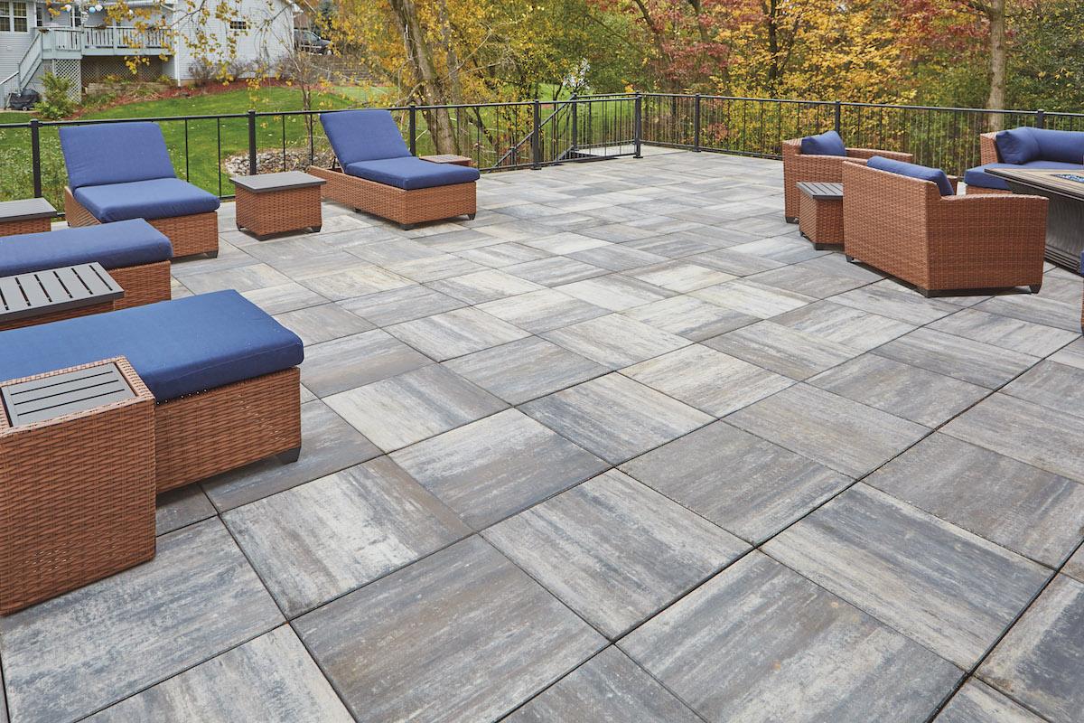 skylands concrete deck pavers