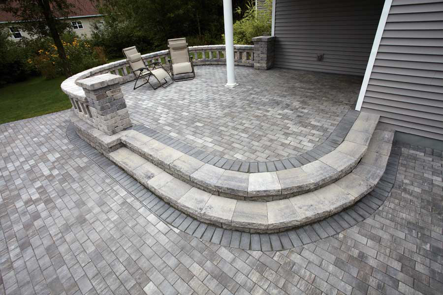 Patio Pavers Stones : Pavers patio stones unity crafted with advanced technology