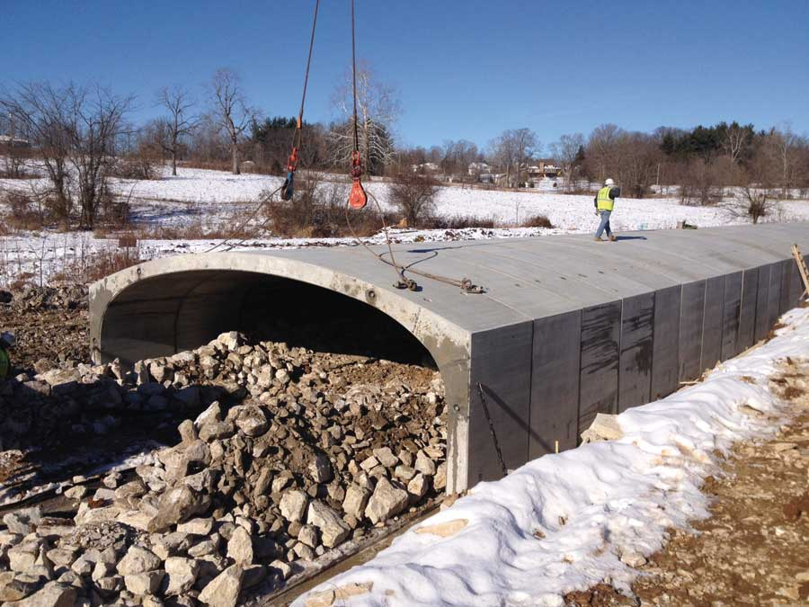 Archcast Bridge