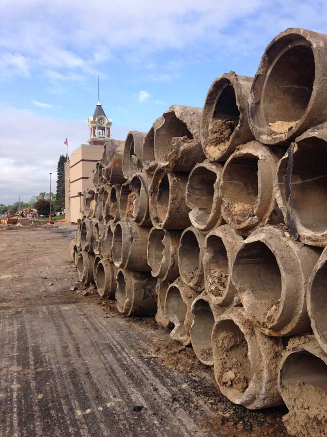Reinforced Concrete Pipe: A Durable Choice for Long Term