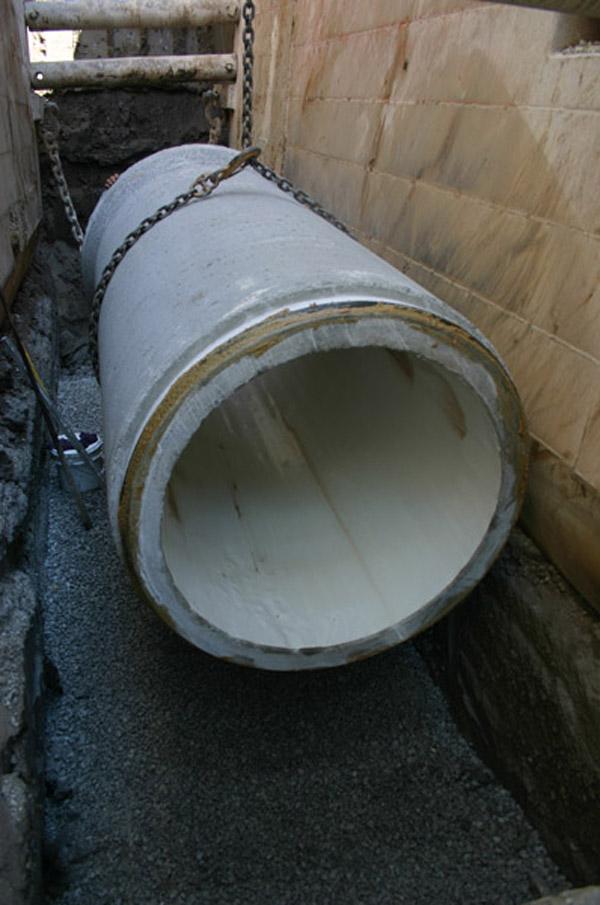 Milwaukee Wi Sanitary Sewer Interceptor