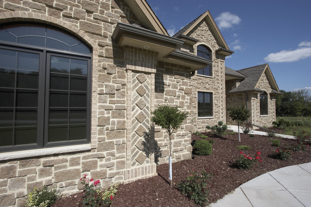 Stone Building Materials : Masonry