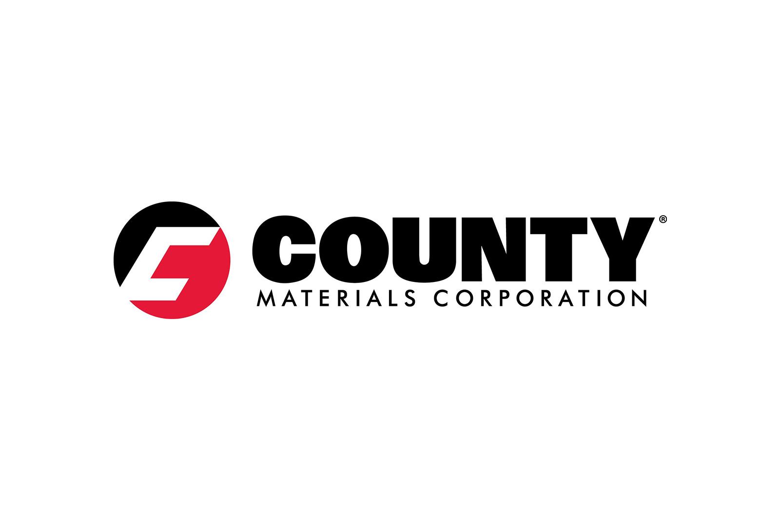 County Materials logo