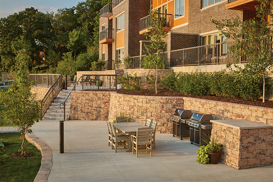 2017 Excellence In Hardscape Awards Recognizes County