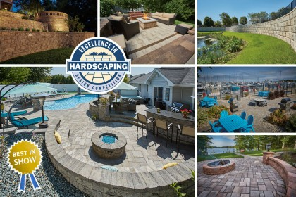 County Materials Receives Top Honors at 2019 Excellence in Hardscape Design Competition
