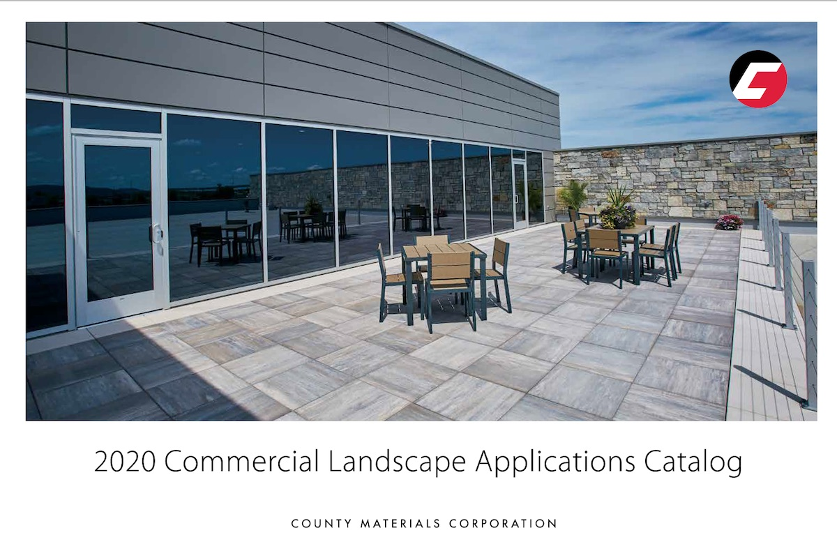 County Materials 2020 Commercial Landscape Catalog
