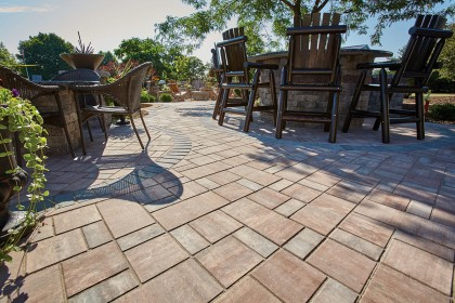 County Materials Earns Top Honors in 2020 WMA Excellence in Hardscape Design Competition