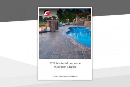 NEW: 2020 Residential Landscape Inspiration Catalog
