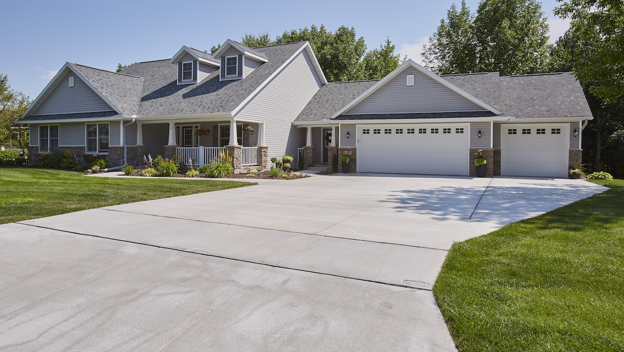 How to Care for Concrete Driveways