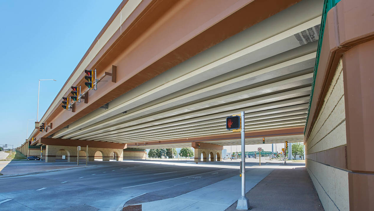 County Materials Manufactures and Delivers Prestressed Bridge Girders with Unmatched Speed for Verona Road Project