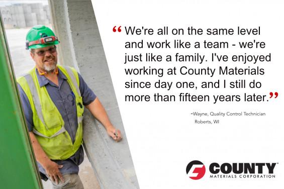 Wayne, Quality Control Technician-Roberts, WI