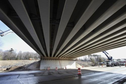 Highway 29 Overpass in Marathon, WI