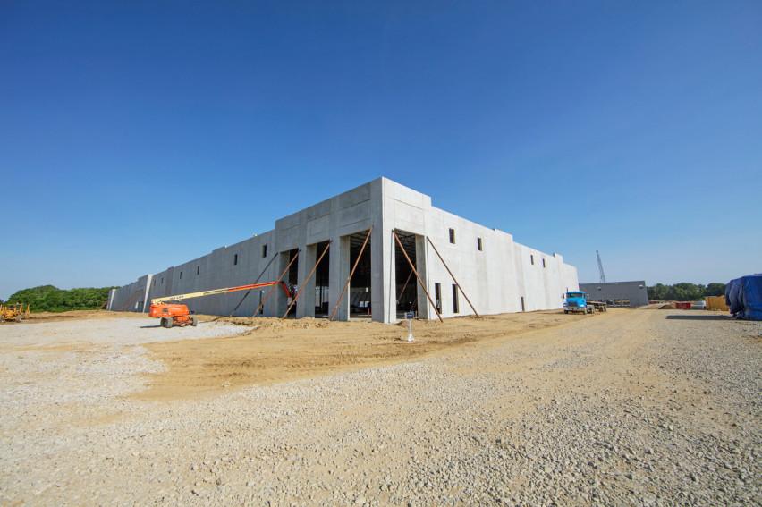 Ambrose Plainfield Logistics Park Building III