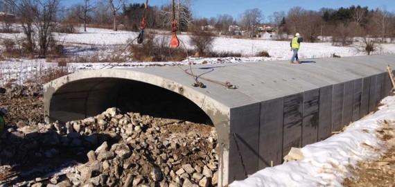 ArchCast® Precast Bridge System