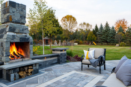 Fall Maintenance Tips for Concrete Pavers