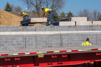 County Materials' Hollowcore Overcomes Scheduling Delays