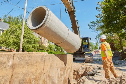"The American Concrete Pipe Association Takes a Stance on ""Open Competition"" Legislation"