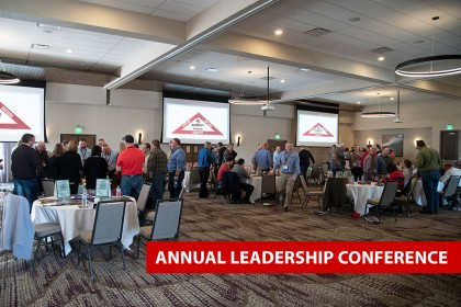 County Materials Hosts Annual Leadership Conference