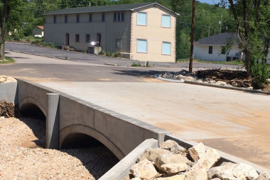 Mitigate Flood Risk with County Materials' Diverse Bridge Solutions