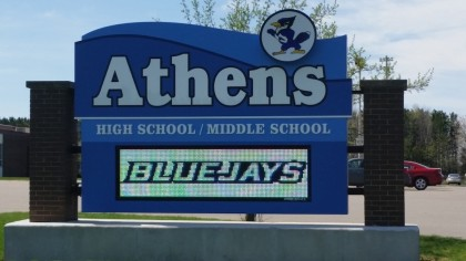 County Materials Amps Up Athens High School's Technical Education Department