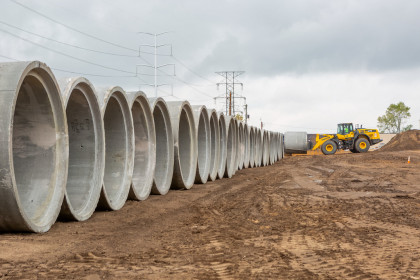 Concrete Pipe Week: County Materials Supports Concrete Pipe  Industry Research and Education