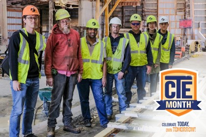 CTE Month: County Materials Supports Career and Technical Education