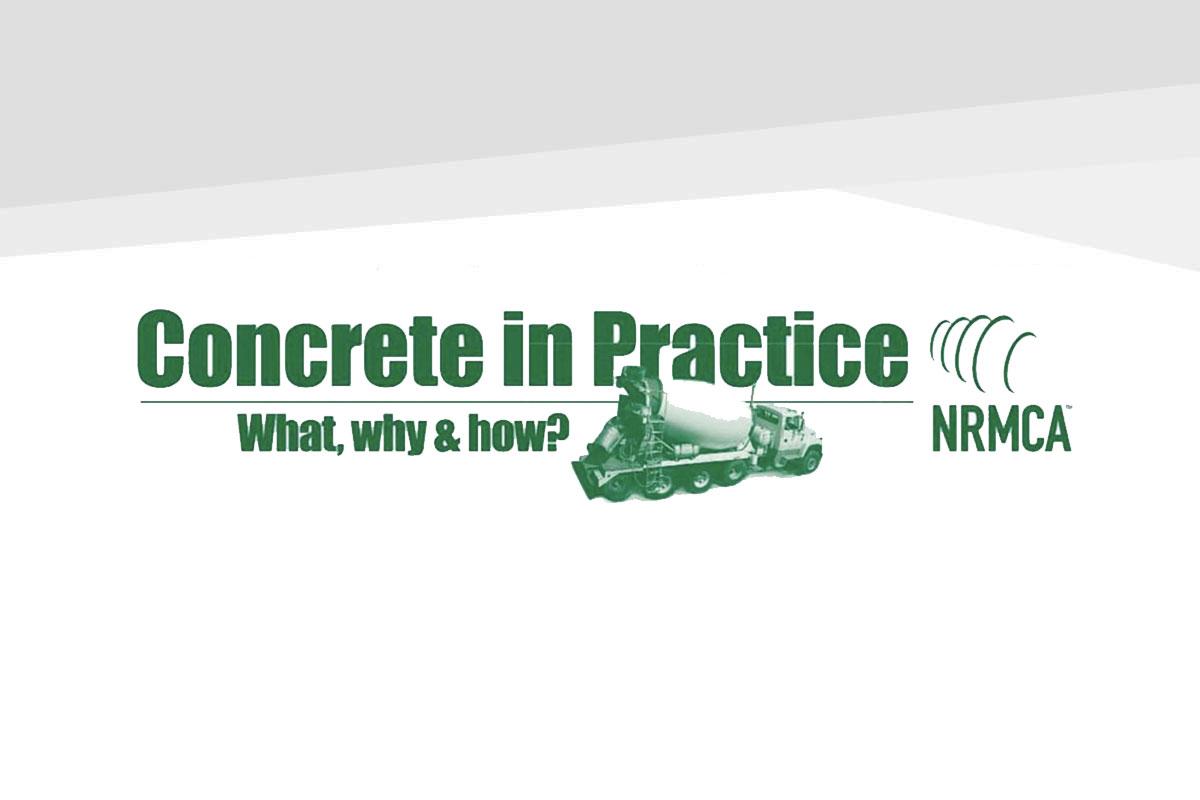 Concrete in Practice Series