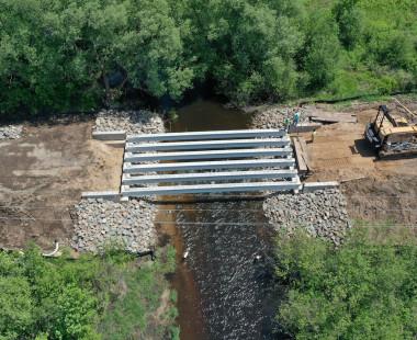 Plover River Bridge