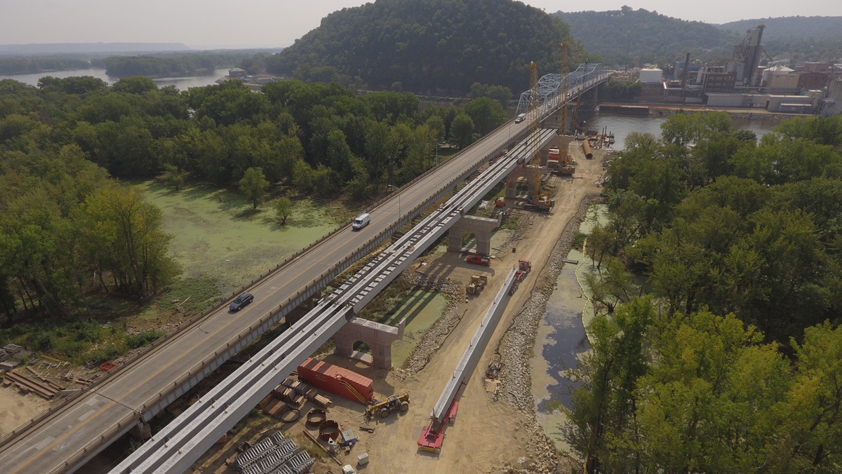 New Project Profile: Red Wing Bridge