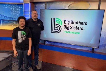 County Materials Helps Big Brothers Big Sisters Be a Constant in a Year of Change