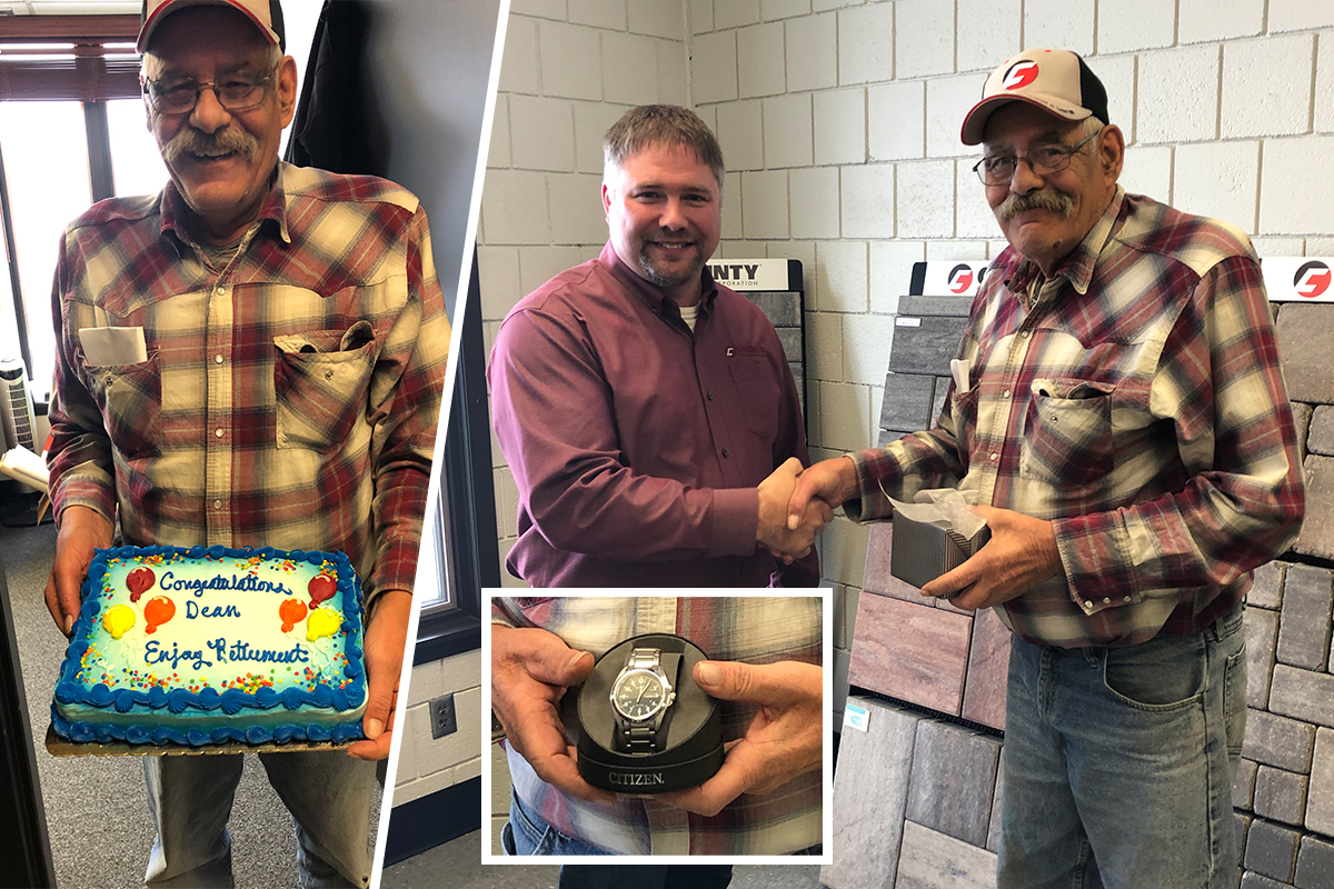 Celebrating a Successful 25-Year Career of Growth with County Materials