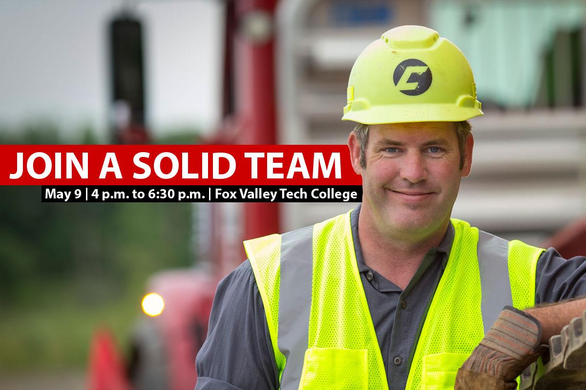 Fox Valley Technical College Truck Driving Job Fair