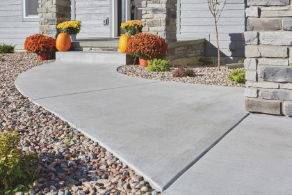 Proper Concrete Winter Care: How to Protect Your Investment