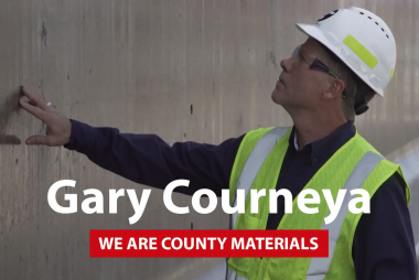 We Are County Materials - Gary Courneya