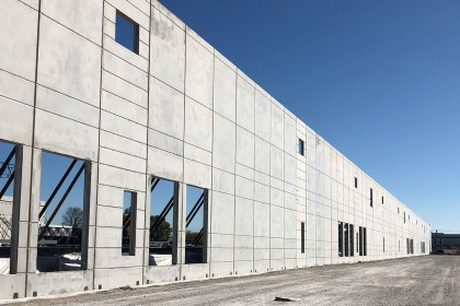 Insulated Sandwich Walls: A High-Performance Solution