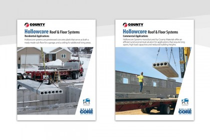 Commercial & Residential Hollowcore Brochure Download