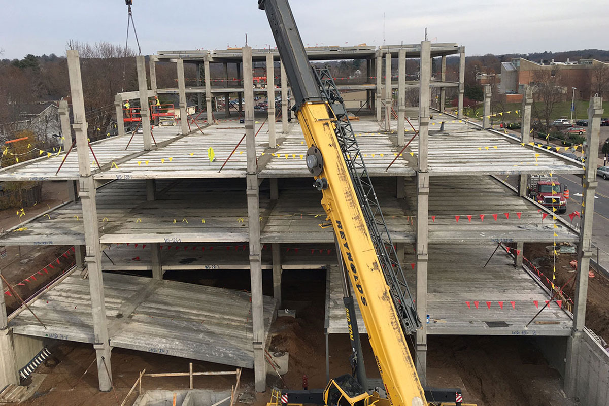 Hollowcore Plank Offers High Fire Ratings