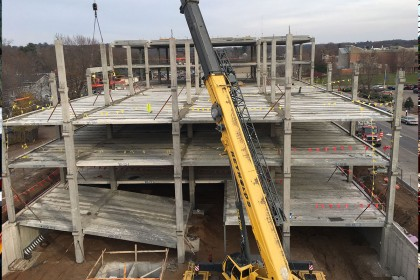 Hollowcore Plank Offers High Fire Resistance Ratings