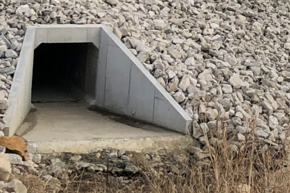Construction Speed and Weather Are Factors for Specifying Precast Concrete Boxes Over Cast-In-Place
