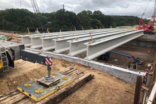 County Materials Meets WisDOT's Expedited Bridge Construction Schedule