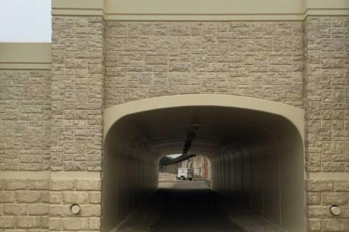 Joliet IL. Archcast Bridge Project