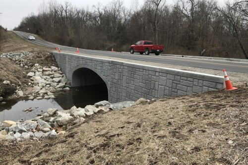 ArchCast® Precast Bridge System Meets Community Needs and Replaces Deteriorating Infrastructure