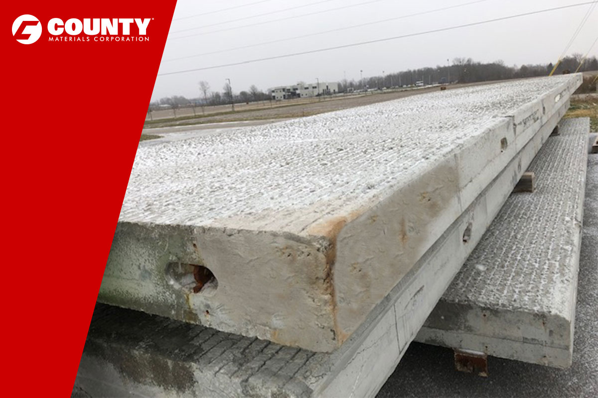 County Materials Donates Precast Wall Panels for New Boat Launches