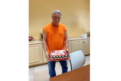 Celebrating a Successful 20-Year Career with County Materials